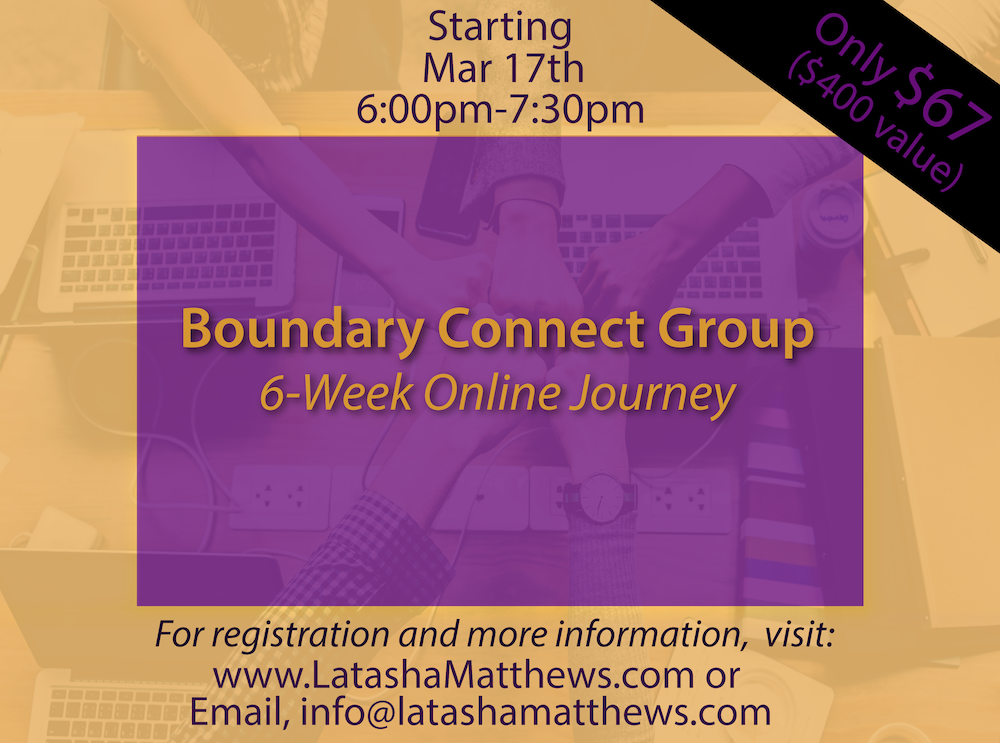 Boundary Connect Group 3.17-01